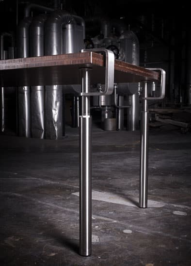 Table Legs Clamp. Create Your Own Design Table!