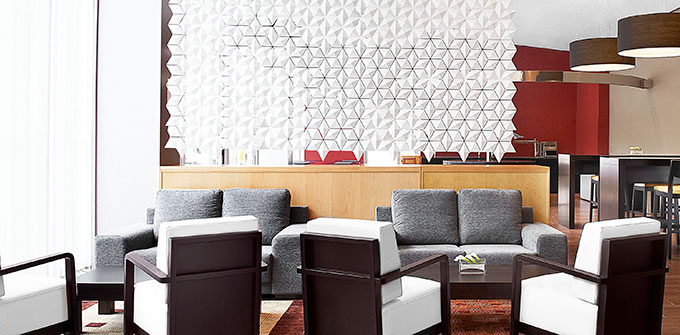Fascinating decorative wall screen