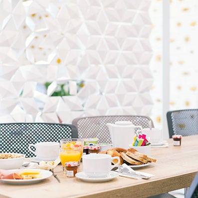 Most versatile kitchen room divider.