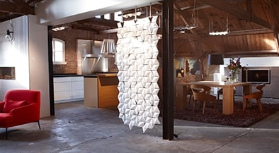 The Perfect Room Divider for your Beautiful Loft