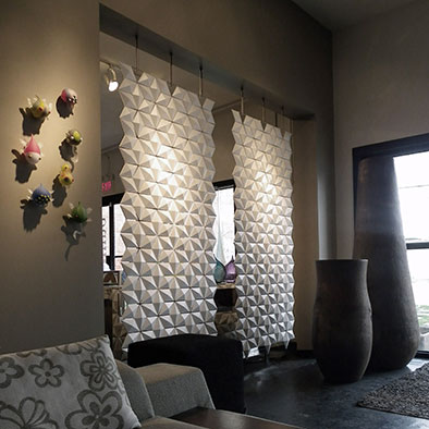 Two Room Dividers Combined: Twice As Nice