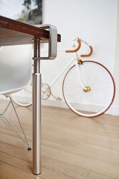 Table Leg Grip Creates Your Own Table