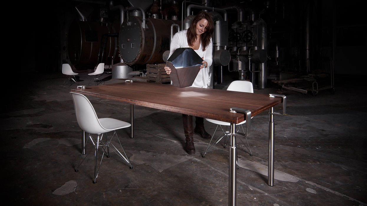 Industrial Design Table Leg Grip