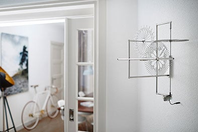 Innovative Modern Silver Wall Clock You Have To See