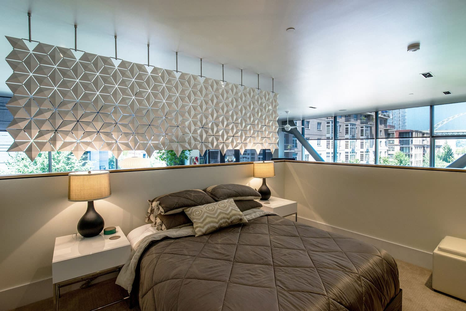 Breathtaking bedroom and living room divider ideas showcase - How do you say living room in spanish ...