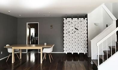 Check out this Entryway Divider to create an Entry Hall