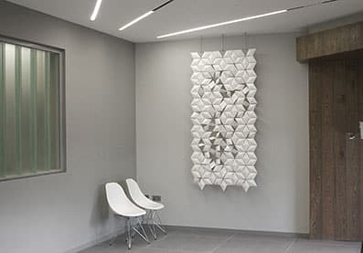 Wall Decoration Screen To Give Your Wall A Subtle Touch - Order Now In Our Room Divider Shop