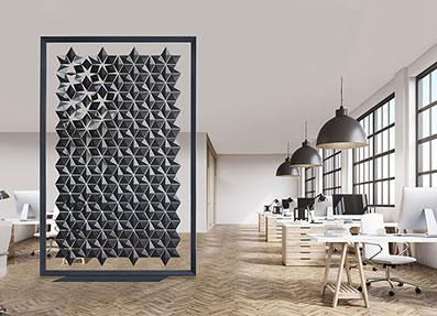 Freestanding Office Room Divider